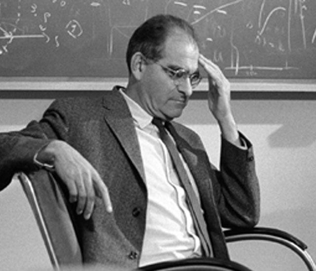 Victor F. Weisskopf photo