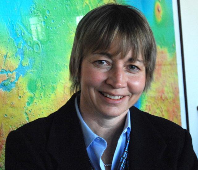 Maria Zuber image